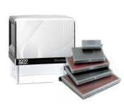 Self-Inking replacement pads for Cosco & 2000 Plus stamps