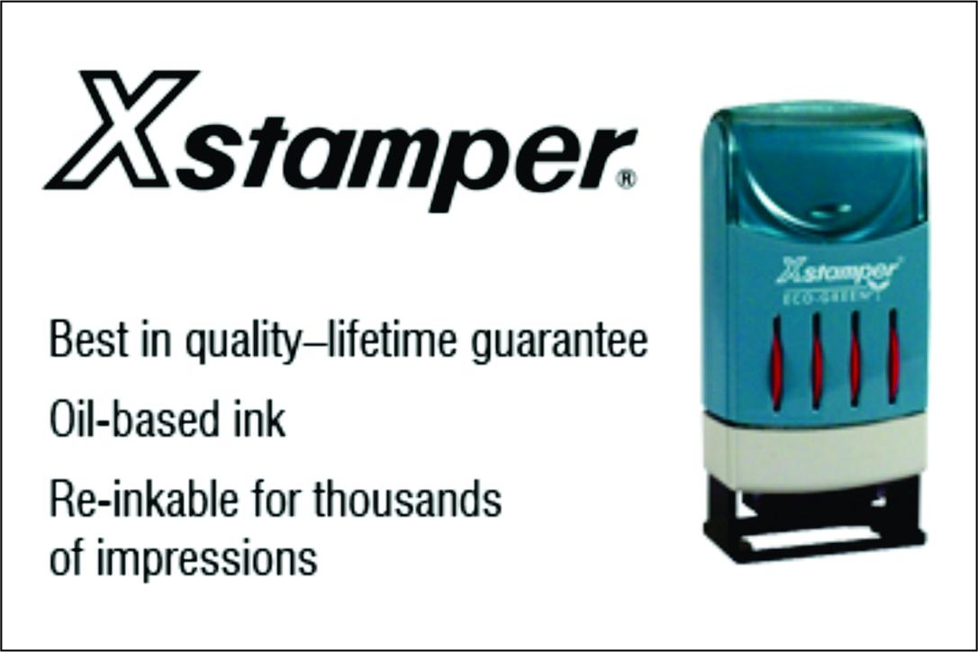 Premium Date Stamps