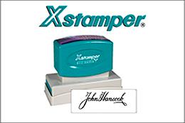 Premium Signature Stamps