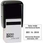 PTR30QD - COSCO Printer Q 30 Dater Stamp