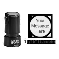 HDR17 - 2000 Plus HD-R 17 Pre-Inked Stamp