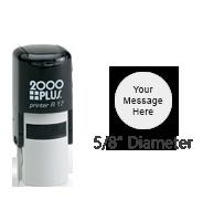 PTR17R - COSCO Printer R 17 Round Stamp