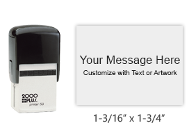 PTR53 - COSCO 53 Printer Stamp