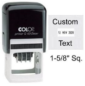 PTR43QD - COSCO Printer Q 43 Dater Stamp