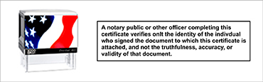 NDISCSI - Notary Consumer Disclosure Self-Inking
